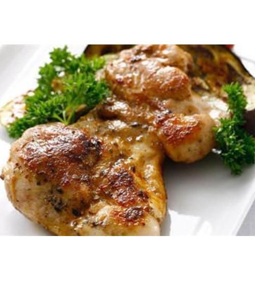 Tavuk Menü + 15 Dk. Atlıtur